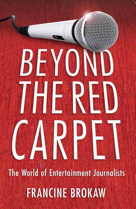 Beyond The Red Carpet front cover new